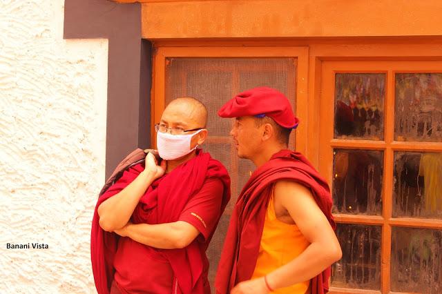 monks talk
