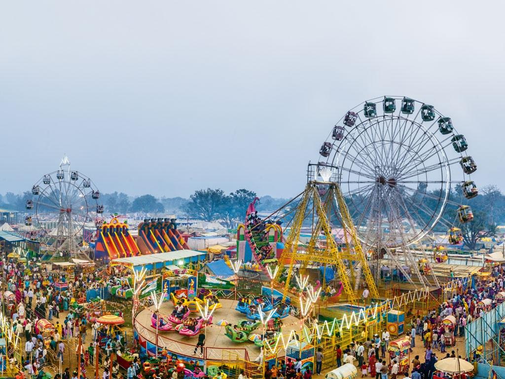 Barabanki fair celebrations