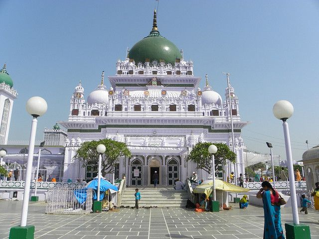 Sacred Shrine of Haji Waris Ali Shah