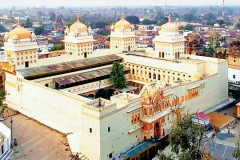 Raja Ram Mandir in Orchha