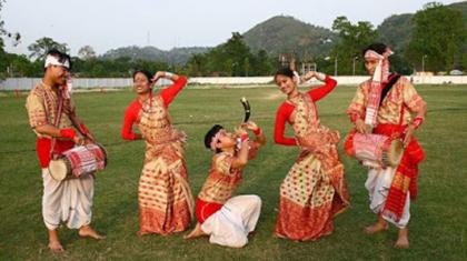 Bihu-Dance-Assam