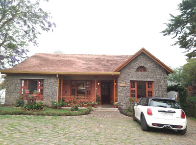 Villa retreat