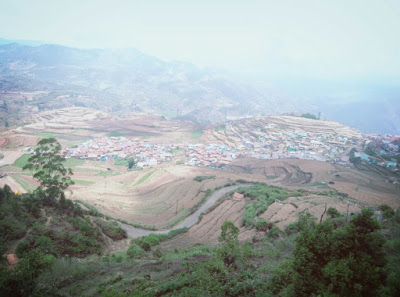 View of Poombarai Village