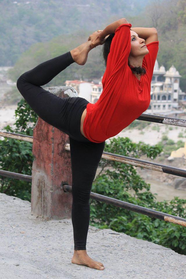 Priya in Rishikesh