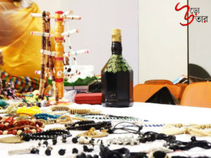Display of Handcraft Jewellery in Urotaar's forum