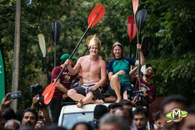 The winners of MRF 2016 (source: Malabar River Festival)