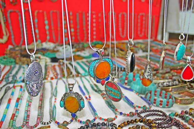 Tibetan Jewelery