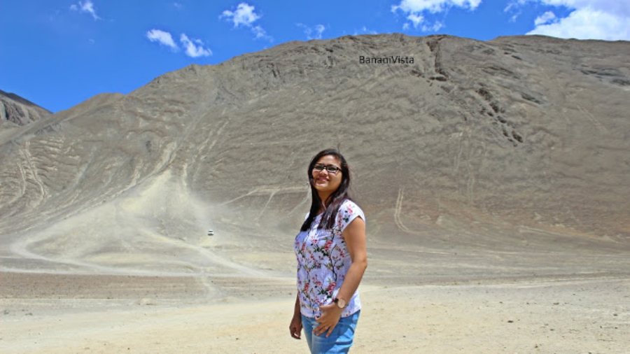 Ladakh- A paradise (near magnetic hill)