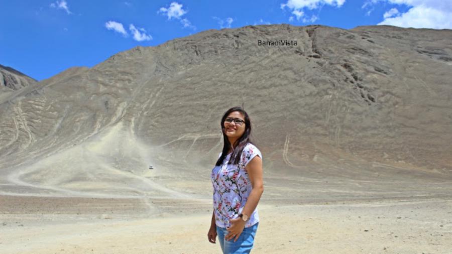 Ladakh- A paradise (near magnetic hill)