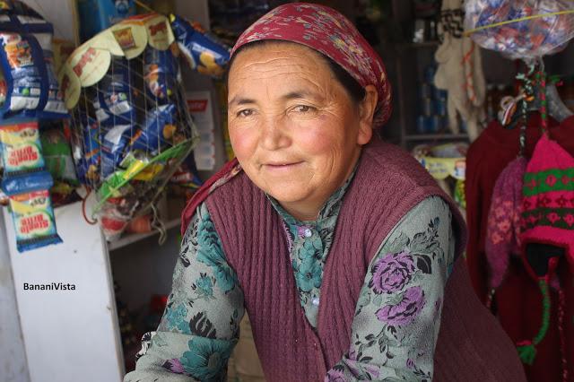 A Ladakhi Shopkeeper