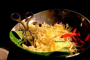 Ingredients for Raw Mango Salad
