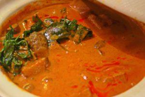 Pla Thod Prik Thai Dum (Fish)