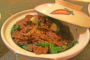 Keang Dang Moo (Pork)