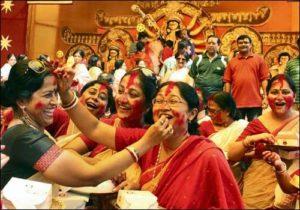 The Sindoor Khela