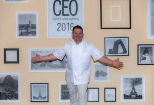 Chef Gary Mehigan