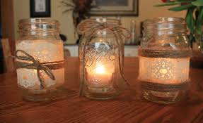 The scented candles