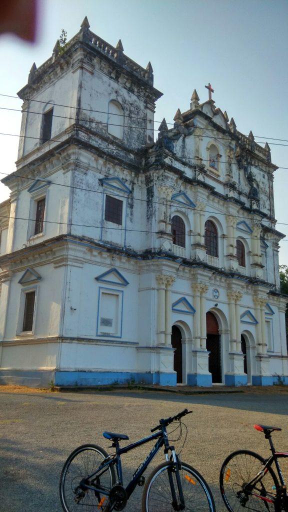 Divar Church