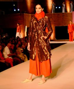 Sonam Kapoor walks for Khadi