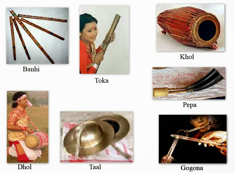 Traditional Musical Instruments.