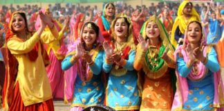 Punjabi Folk Music