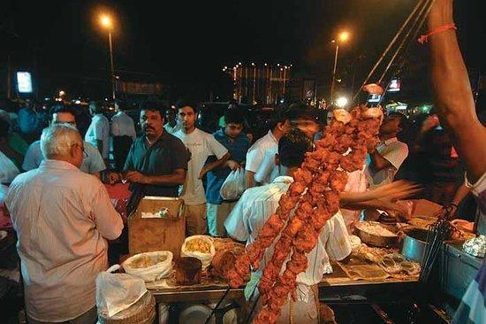 A hustling Punjabi Dhaba