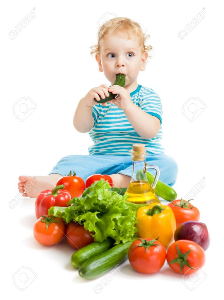 Healthy matters for a baby