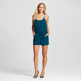 Rompers are perfect for the summer season!