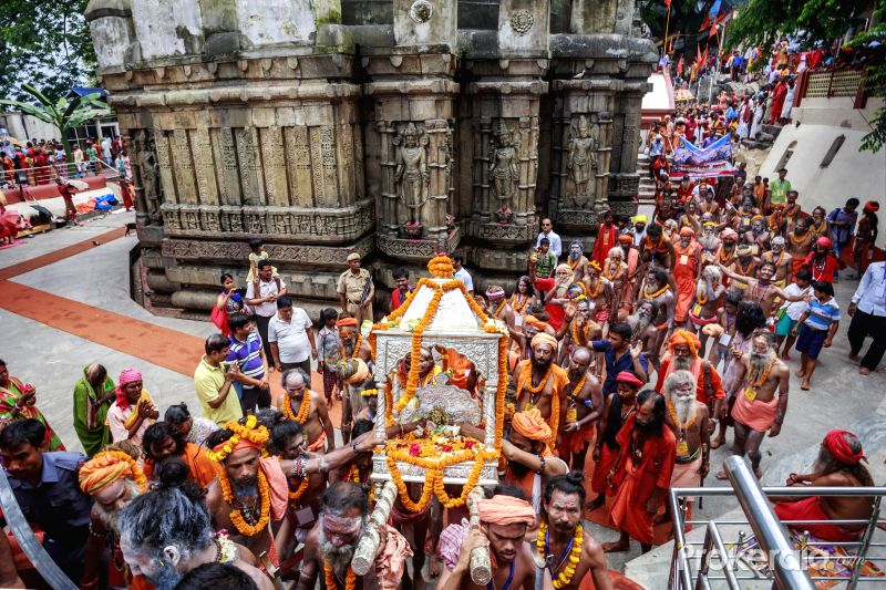 Ambubachi Mela is dedicated to Goddess Shakti