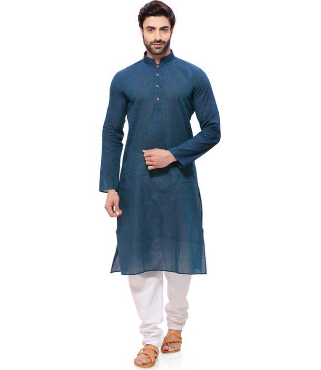 Look stylish in long kurtas this Jamai Sasthi