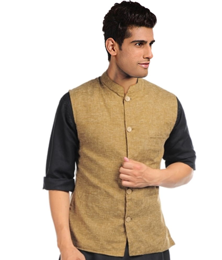 Go chic with your Nehru Jacket!