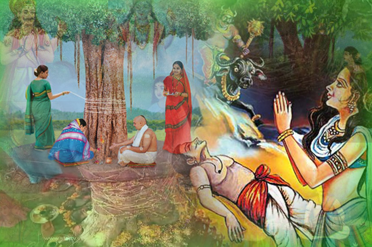 Vat Savitri-The ritual and its significance