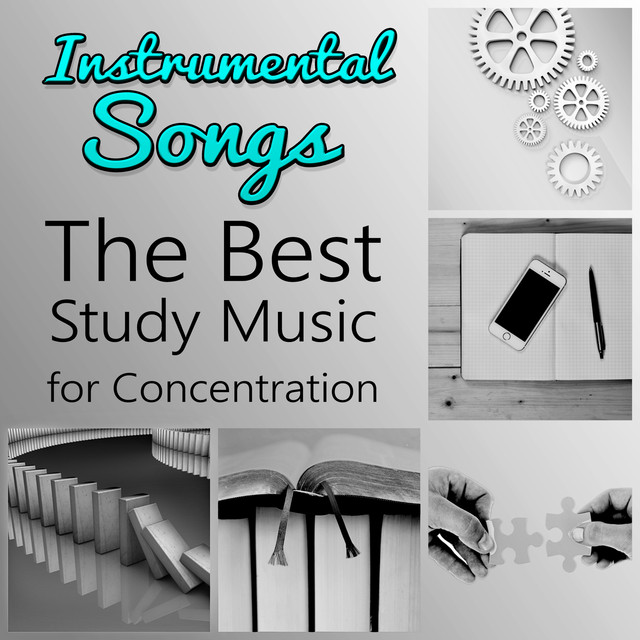 Instrumental music for studies