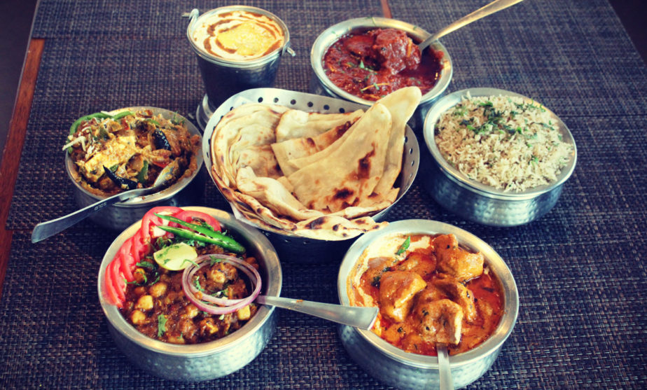 Punjabi and Northeast cuisine