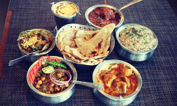Punjabi and Northeast cuisine