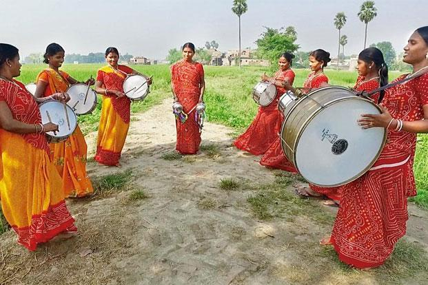 Nari Gunjan Sargam Mahila Band