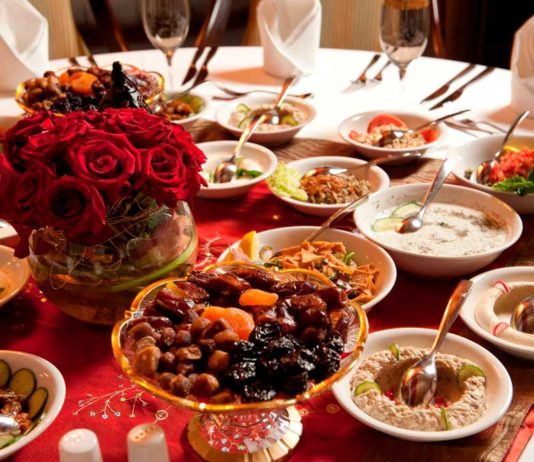 Ramzan is full of praying, fasts and feasts