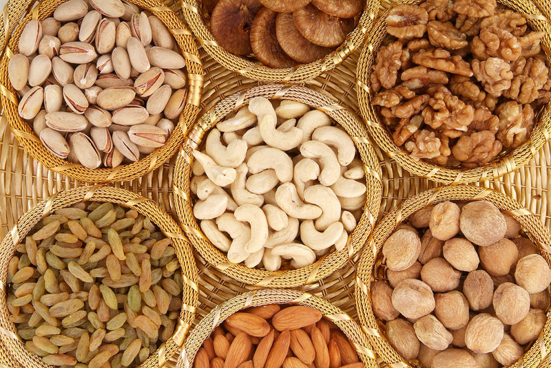 don't take dry fruits in summers