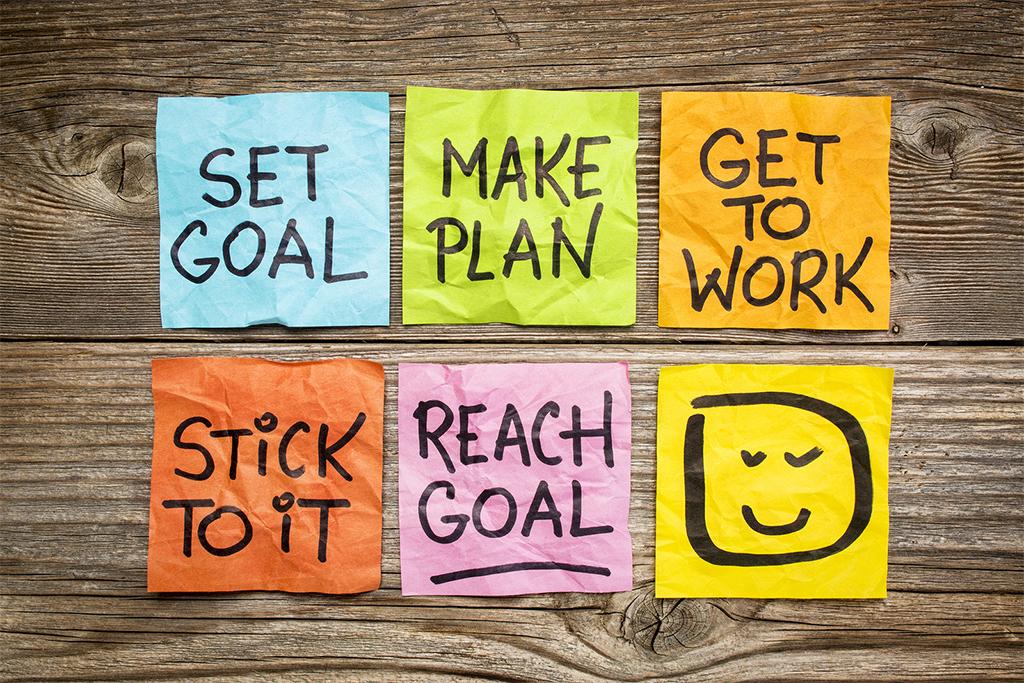 Make Your Goals!