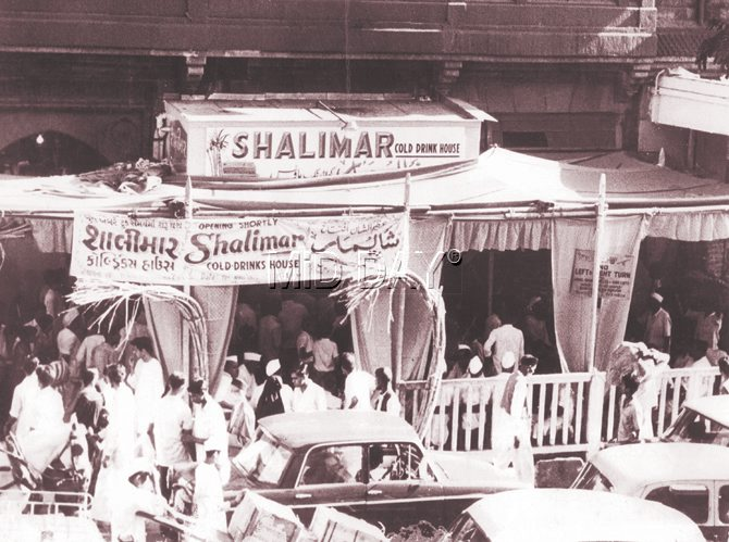 Shalimar for Shawarma lovers.