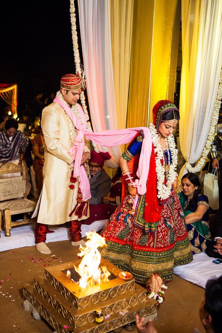 Saat Phere-Hindu Tradition