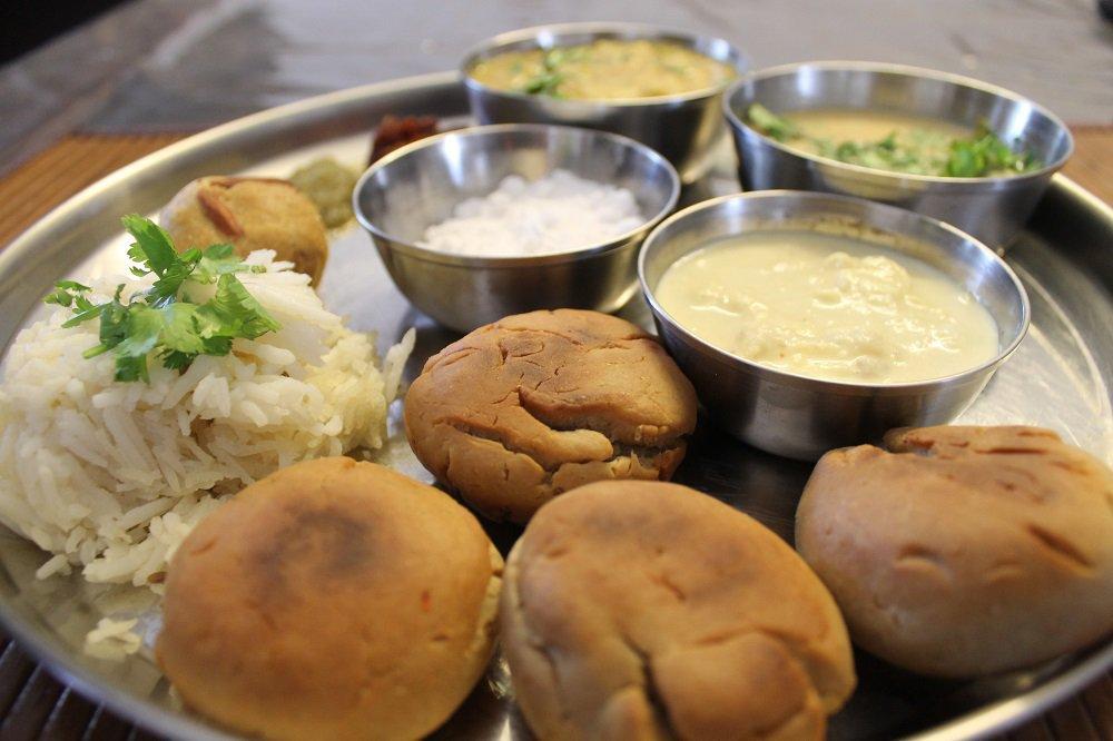 Relish the traditional savories