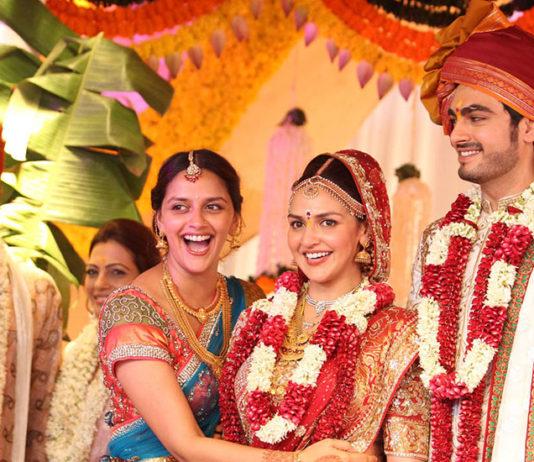 BananiVista Jain wedding