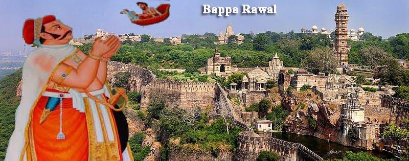 Bappa Rawal's Empire