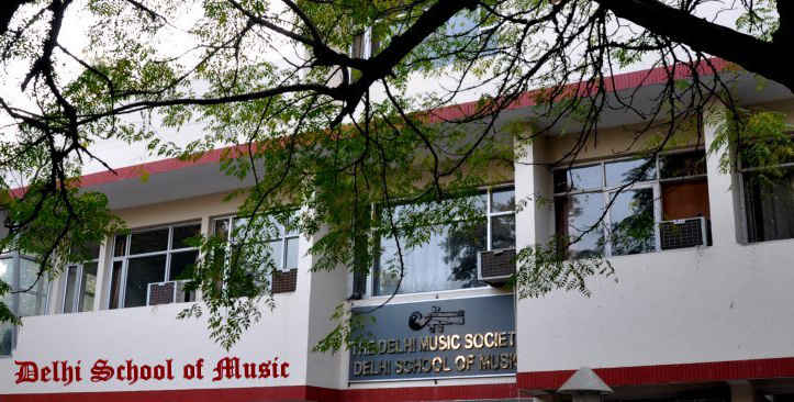 Delhi School of Music.