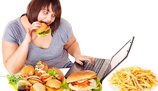 Junk food causes PCOD