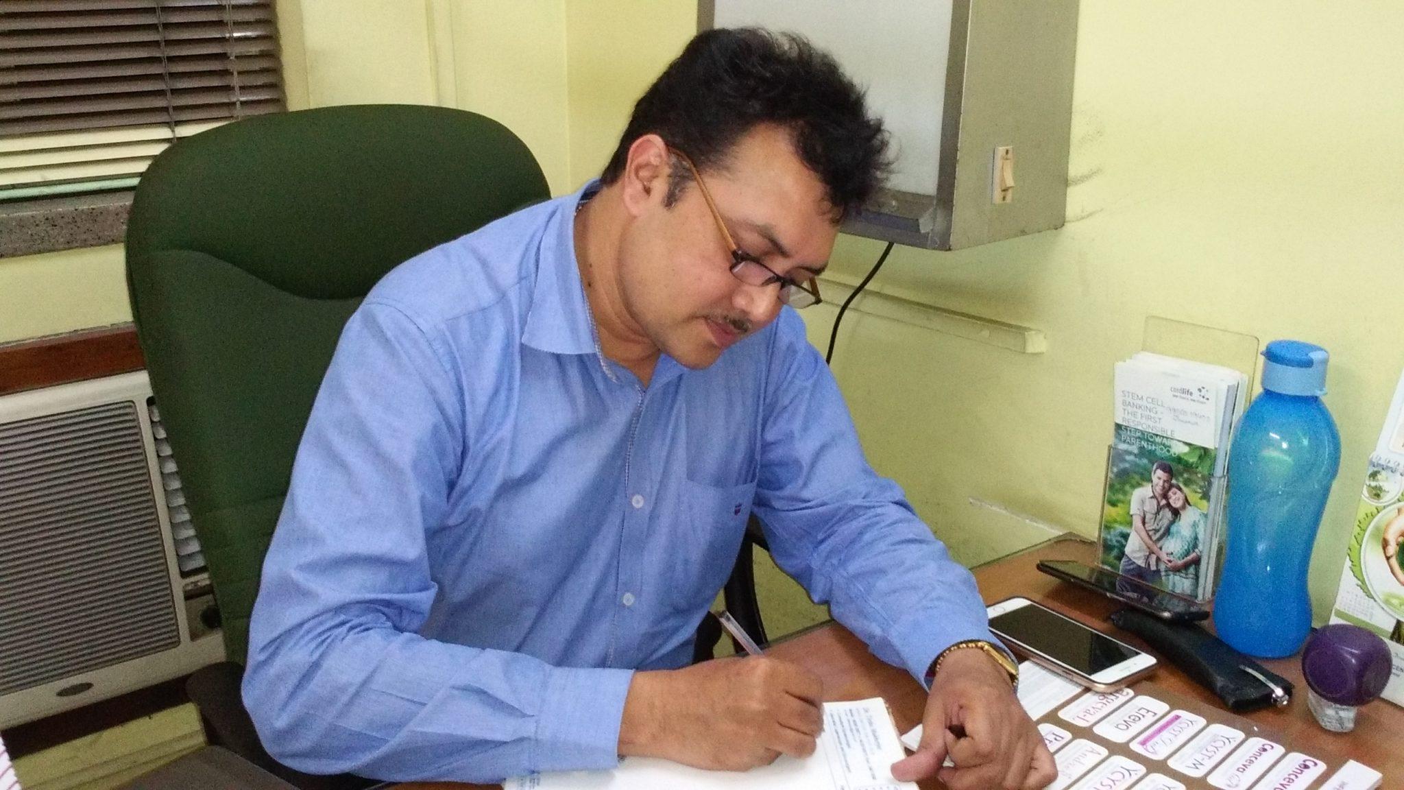 Dr. Tirtha Mukherjee