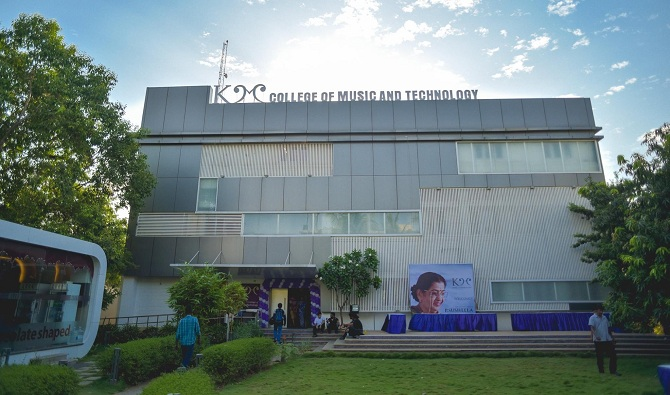 KMMC school of music.