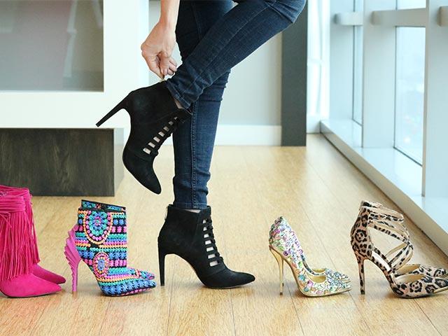 heels, BananiVista