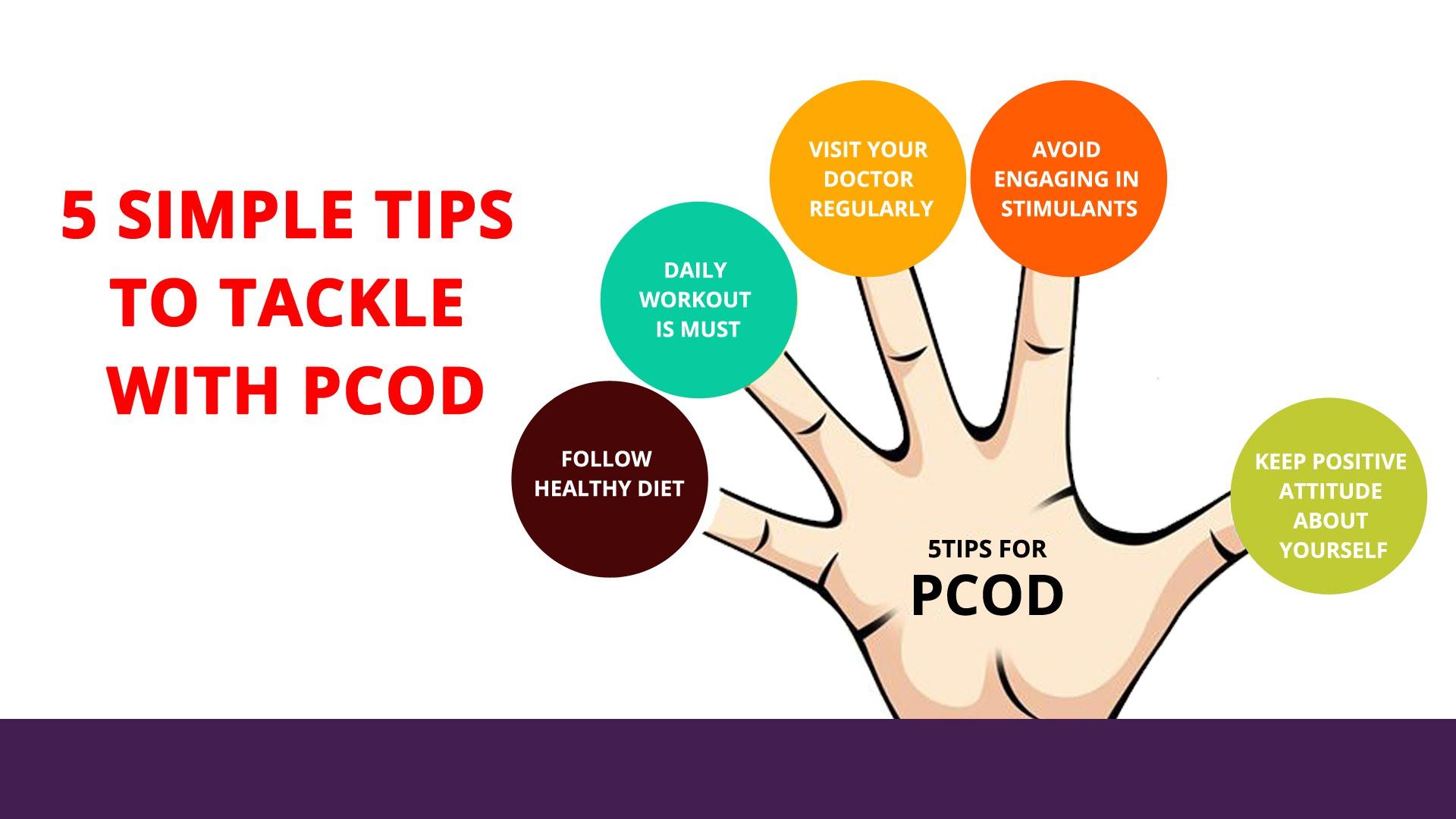 Prevent PCOD