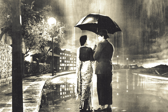 Monsoon and Romance